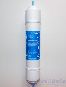 """Фильтр для пурифайеров ECOTRONIC Waterpia Gold Pre-Carbon 14"""" вид 1"""