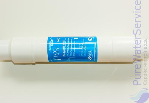 """Фильтр для пурифайеров ECOTRONIC Waterpia Gold Pre-Carbon 14"""" вид 5"""