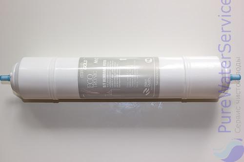 "Фильтр для пурифайеров ECOTRONIC Waterpia Gold U/F membrane 14"" вид 4"
