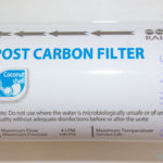 Фильтр для пурифайеров Raifil Post Carbon Filter 11″ вид 3