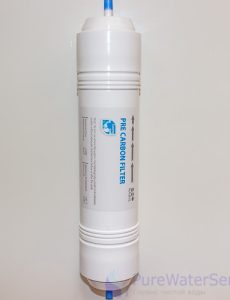 Фильтр для пурифайеров Raifil Pre Carbon Filter 11″ вид 1