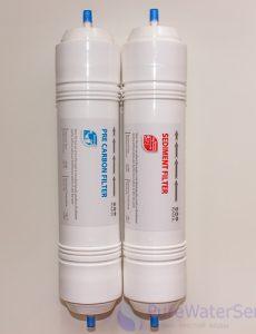 """Комплект пре-фильтров для пурифайеров Raifil 11"""" вид 1"""