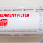 Фильтр для пурифайеров Raifil Sediment Filter 11″ вид 3