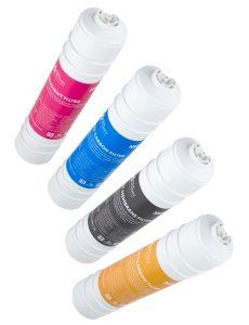 Комплект фильтров с UF мембраной для пурифайеров 14 дюймов 2