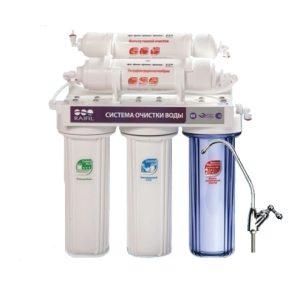 Система очистки питьевой воды для квартиры, бытовые фильтры