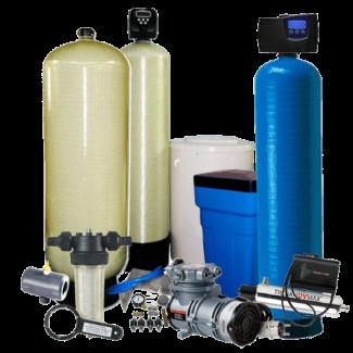 Система очистки воды в загородном доме
