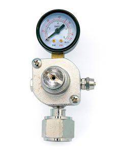 Манометр для газового баллона в комплекте с редуктором